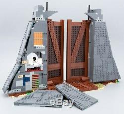 New Jurassic Park T. Rex Rampage Building Blocks 3156pcs