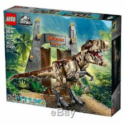 NewithSealed LEGO Exclusive Set 75936 Jurassic World Jurassic Park T. Rex Rampage
