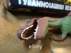 Original 1993 Jurassic Park Tyrannosaurus Rex Electronic Roar & Stomping Sounds