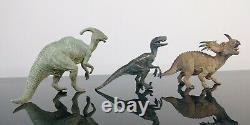 Papo Dinosaur Lot Allosaurus T Rex Spinosaurus