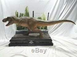 Prime 1 Studio Tyrannosaurus Rex Statue Jurassic Park World Dinosaur T-rex