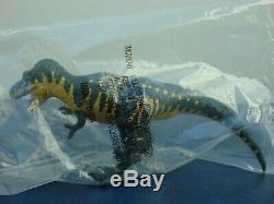 RARE Battat Mini Tyrannosaurus Rex Dinosaur Boston Museum of Science Animal Trex