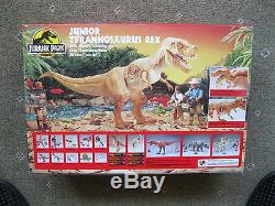 RARE Original 1993 Jurassic Park Junior T-Rex Dinosaur Unopened Mint Condition