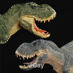 REBOR 1/35 Tyrannosaurus Rex T-Rex Collector Dinosaur Model Animal Decor Kid Toy
