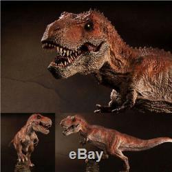 REBOR Tyrannosaurus Rex KING T-REX PAINTED PVC 135 Dinosaur Museum Class Model