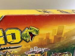 SEALED 5887 LEGO DINO DEFENSE HQ Jurassic T-Rex Raptor Dinosaur 793 pcs RETIRED