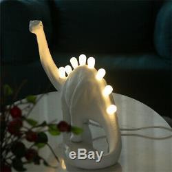 SELETTI JURASSIC Table Lamps Resin Dinosaur Desk Lamp for Bedroom Light Fixtures