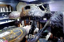 SUE LARGEST Tyrannosaurus REX T-REX SKULL DINOSAUR BONE REPLICA FOSSIL JURASSIC