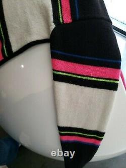 Saint Laurent T-Rex Wool Sweater Size Large Dinosaur (like Noel Fielding)