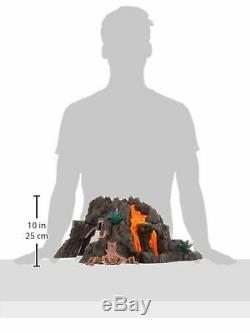 Schleich 42305 Dinosaurs Giant Volcano with T-Rex