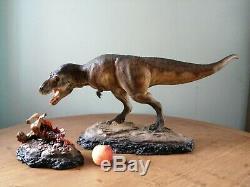Sideshow Dinosauria T-Rex Tyrant King Exclusive Version