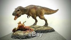 Sideshow Dinosauria T-rex Ex Nt Jurassic park Dinosaur Tyrannosaurus