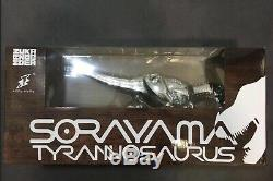 Sorayama T-Rex Cyborg Dinosaur Figure IN HAND SHIPPED FROM USA