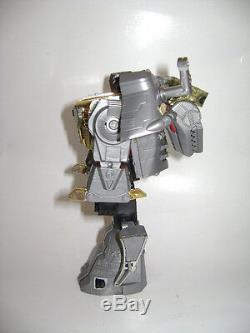 TAKARA Transformers Hasbro Generation 1 Dinobot T Rex Dinosaur Toy Robot 1984