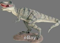 T-Rex Definitive Dinosaur Statue Jurassic World Prehistoric Theme Decor