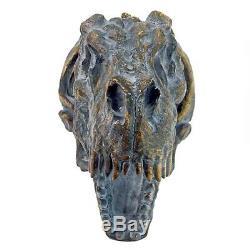 T Rex Dinosaur Skeleton Jurassic Tyrant Lizard Trophy Mount Wall Sculpture