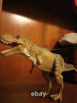 T Rex JURASSIC PARK WORLD kenner dinosaur toy tirannosauro giocattolo old T-rex