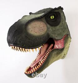 Tyrannosaurus skull (cast) T REX, Dinosaur WALL HANGER