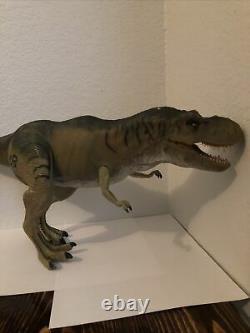 VINTAGE 1997 Hasbro JURASSIC PARK LOST WORLD THRASHER T-REX JP29 Dinosaur RARE