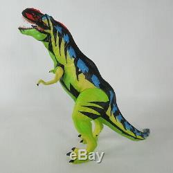 VTG Kenner Jurassic Park Chaos Effect Thrasher 20 T-Rex Dinosaur Tyrannosaurus