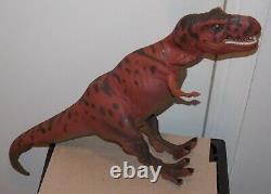 Vintage 1993 Kenner Jurassic Park Electronic TYRANNOSAURUS T-REX JP09 Dinosaur
