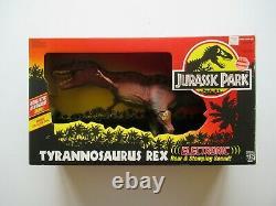 Vintage 1993 Kenner Jurassic Park T-rex Tyrannosaurus Rex Dinosaur Figure Sealed