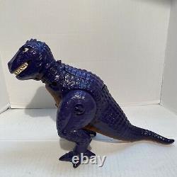 Vintage He-Man Motu Tyrantisaurus T-Rex Dinosaur Masters Of The Universe 1986
