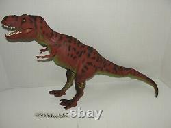 Vintage Jurassic Park Tyrannosaurus Rex Figure Kenner 1993 T-Rex Dinosaur JP09