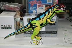 Vintage Kenner Jurassic Park Chaos Effect Thrasher T-Rex Dinosaur R1029