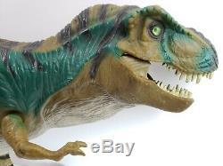 Vintage Lost World Jurassic Park Bull T-Rex JP. 28 Dinosaur Works RARE