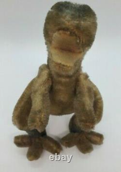 Vintage Steiff Dinosaur T-Rex Tysus 1959