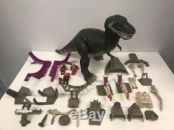 Vintage Tyco Dino Riders T-Rex Tyrannosaurus Dinosaur