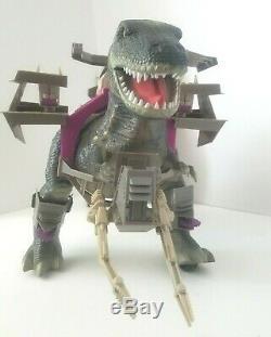 Vintage Tyco Dino Riders Tyrannosaurus Rex T-Rex Dinosaur Figure Accessories