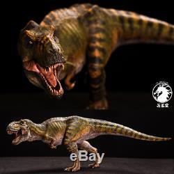 W-Dragon 1/20 Male Tyrannosaurus Rex Statue Dinosaur Figure Collector Trex Toy