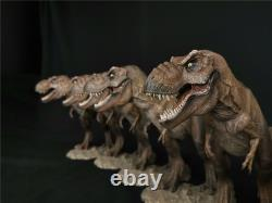 W-Dragon 1/35 Rexy Statue Tyrannosaurus Rex Dinosaur Figure T-Rex Collector Toys
