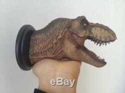 W Dragon T-REX Bust Dinosaur resin finished model figurine figure Statue